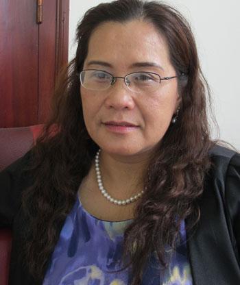 Nguyễn Thị Lan Hương, Viện trưởng Khoa học Lao động và Xã hội