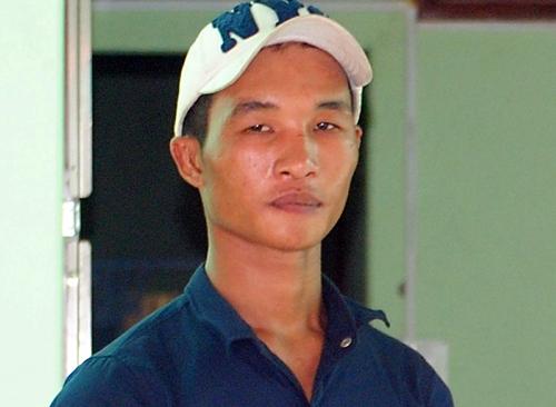 Nguyễn Hoàng Anh. Ảnh: Xuân Trang
