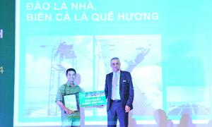 Trao giải cuộc thi 'Vẻ đẹp năng lượng Việt Nam'
