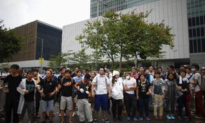 Mặt trận ảo trong cuộc biểu tình ở Hong Kong