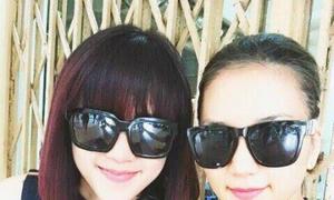 Ca sĩ Thiều Bảo Trang bị cướp iPhone 6 ở Cung văn hóa Lao động