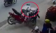 10 kiểu tai nạn xe máy khó lường ở Việt Nam