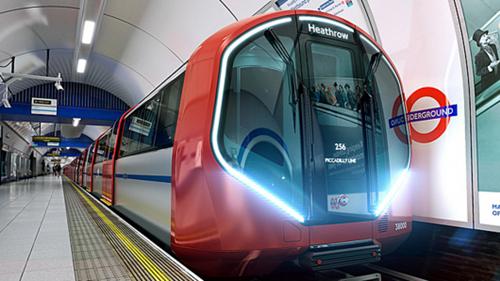 Tàu điện ngầm không người lái sẽ hoạt động ở Luân Đôn, Anh vào năm 2020. Ảnh: Chris Wood