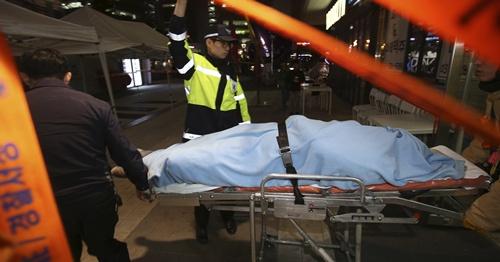 Những người bị thương được đưa tới 4 bệnh viện gần nơi tổ chức sự kiện.