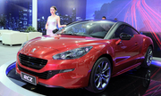 Peugeot RCZ giá gần 2 tỷ tại Việt Nam