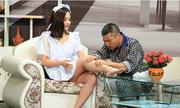 Miu Lê gây tranh cãi vì đóng vai vô lễ với Công Lý, Tự Long