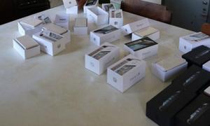 Vụ lừa đảo 94 iPhone bằng gạch men gây xôn xao