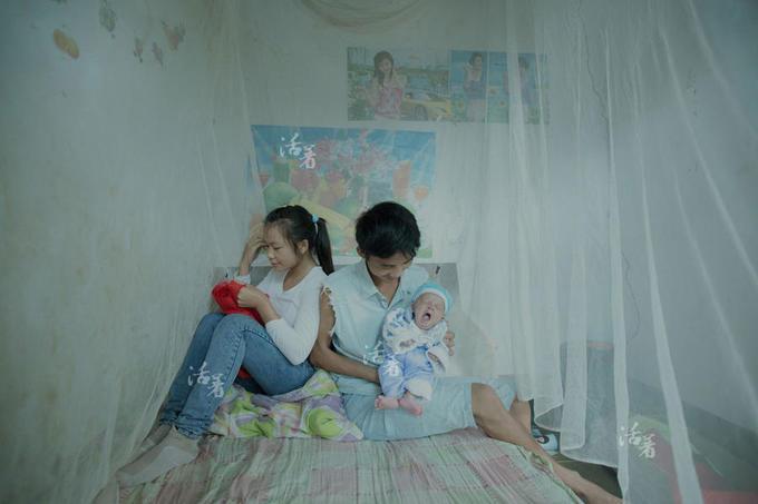 Cuộc sống vợ chồng của những đứa trẻ tảo hôn