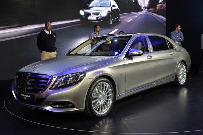 Mercedes-Maybach S600 - thêm lựa chọn xe siêu sang