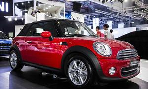 Mini Convertible Cooper ra mắt tại Việt Nam Motor Show