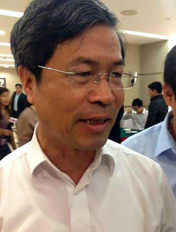 Đặng Quang Điều- Trưởng ban Chính sách-Pháp luật, Tổng Liên đoàn Lao động Việt Nam.