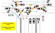 Hiến kế phân làn giao thông đô thị