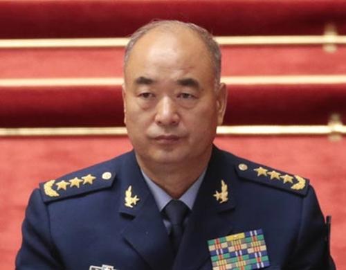 Tướng Hứa Kỳ Lượng, phó chủ tịch Quân ủy trung ương Trung Quốc