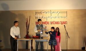 Kiều bào ở Đức hát vì trẻ em khuyết tật Việt Nam