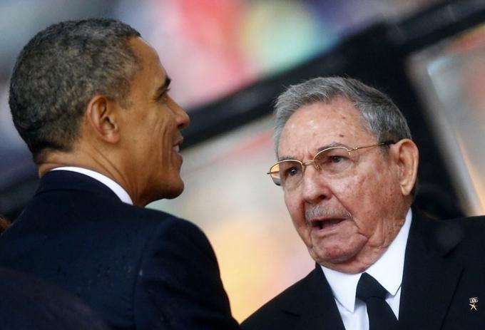 116 năm quan hệ Mỹ - Cuba