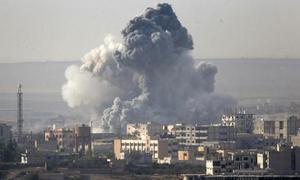 Mỹ tiêu diệt ba chỉ huy cấp cao của IS