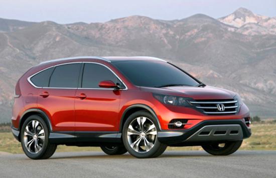 Honda CR-V 2015 bán ra tại thị trường châu Âu từ đầu năm 2015.