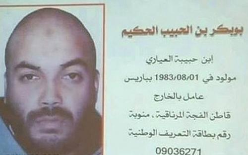 Boubaker al-Hakim. Ảnh: Telegraph
