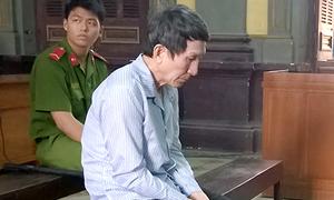 Không giảm án cho người cha giết con vì giận 'vợ'