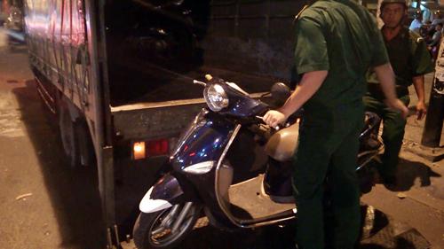 trong quá trình xử phạt kết hợp nhắc nhở người vi phạm không tái phạm cũng như tiến hành tạm giữ phương tiện 07 ngày theo quy định nhằm phòng ngừa việc người điều khiển phương tiện trong tình trạng say xỉn có thể gây TNGT