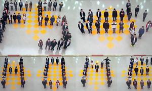 Học sinh làm video 'tạm biệt năm cũ'