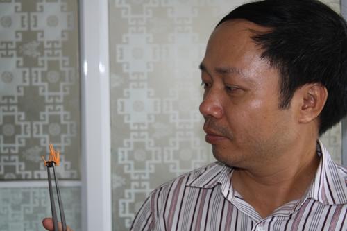 Tiến sĩ Nhạ cho biết, nhóm sẽ tiếp tục kiên trì loại đông trùng hạ thảo Cordyceps Sinensis trong thời gian tới.
