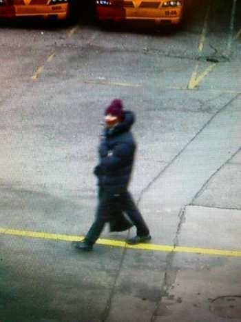 Bức ảnh của kẻ tình nghi xả súng tại quán cafe Krudttonden.Ảnh: Cảnh sát Đan Mạch