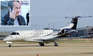 Bầu Đức 'tậu máy bay 27 triệu đôla' gây xôn xao