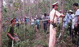 Nghi can sát hại nữ sinh trong rừng tràm bị bắt