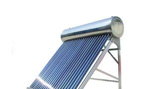 Máy nước nóng năng lượng Mặt Trời không có nước liệu có hỏng?