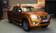Nissan Navara thế hệ mới giá từ 645 triệu tại Việt Nam