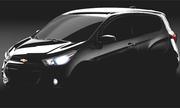 Lộ diện Chevrolet Spark 2016 thế hệ mới