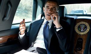 Obama bị hạn chế dùng smartphone
