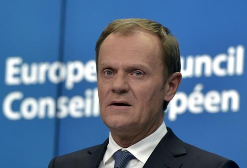 Chủ tịch Liên minh châu Âu