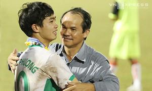 Bầu Đức tiếc nuối vì học trò HLV Miura không đá đẹp như U19