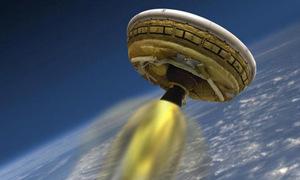 NASA thử nghiệm tàu vũ trụ giống đĩa bay