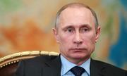 Putin có thu nhập ít hơn nhiều quan chức Nga