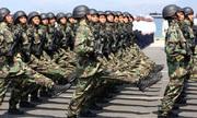 Hàng nghìn chiến sĩ Hải quân diễu binh