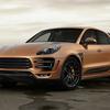 Porsche Macan URSA Aurum - quý tộc 'vàng'