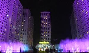 Hà Nội đẹp rực rỡ trong đêm