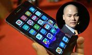 'Bphone dùng định vị Trung Quốc' dậy sóng mạng xã hội