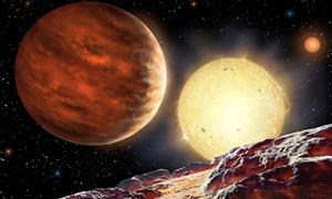 15 tuổi phát hiện ra hành tinh mới
