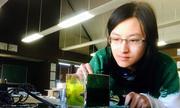 Cô gái mê kỹ thuật giành học bổng gần 5 tỷ đồng