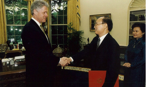 Trở ngại tưởng không thể vượt qua ở chặng đầu quan hệ Việt - Mỹ