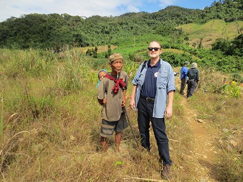 [Caption]Ở Lào và nhân chứng Việt Nam.