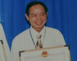 Ông Lê Văn Nam. Ảnh: C.B