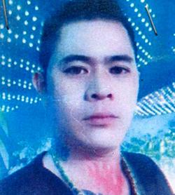 Nguyễn Quang Phương đang bị truy nã. Ảnh: C.A