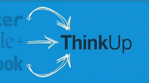 Think up:To invent or imagine something, produce a new idea.