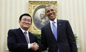 Chặng đường từ bình thường hóa đến đối tác toàn diện Việt - Mỹ