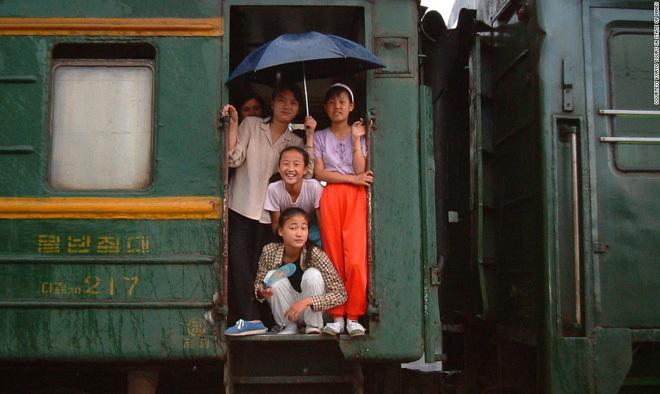 Triều Tiên qua cái nhìn từ cửa sổ tàu hỏa